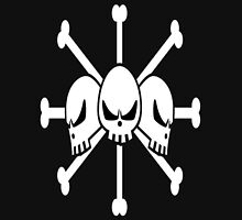 Blackbeard's Jolly Roger Unisex T-Shirt