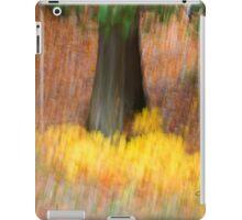 Trees - 30 - Impressions iPad Case/Skin