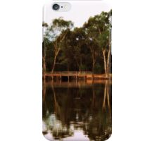 Afternoon Lighting on the Fishing Bridge iPhone Case/Skin