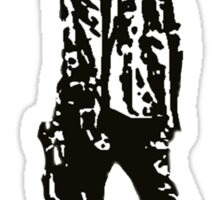 Carl Grimes Walking Dead Sticker