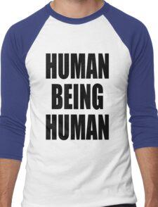 Human Being Human Men's Baseball ¾ T-Shirt