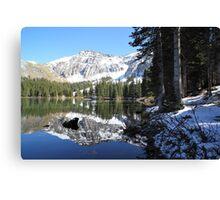 Alta Lakes Canvas Print