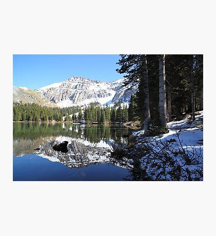Alta Lakes Photographic Print