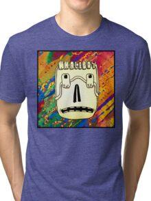 Whaleboy  Tri-blend T-Shirt