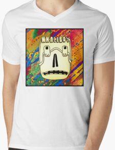 Whaleboy  Mens V-Neck T-Shirt