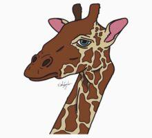 Grumpy Giraffe One Piece - Long Sleeve