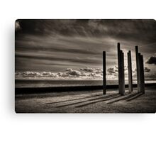 Pillars of the forth Canvas Print