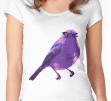Nerd Bird - Leona Women's Fitted Scoop T-Shirt