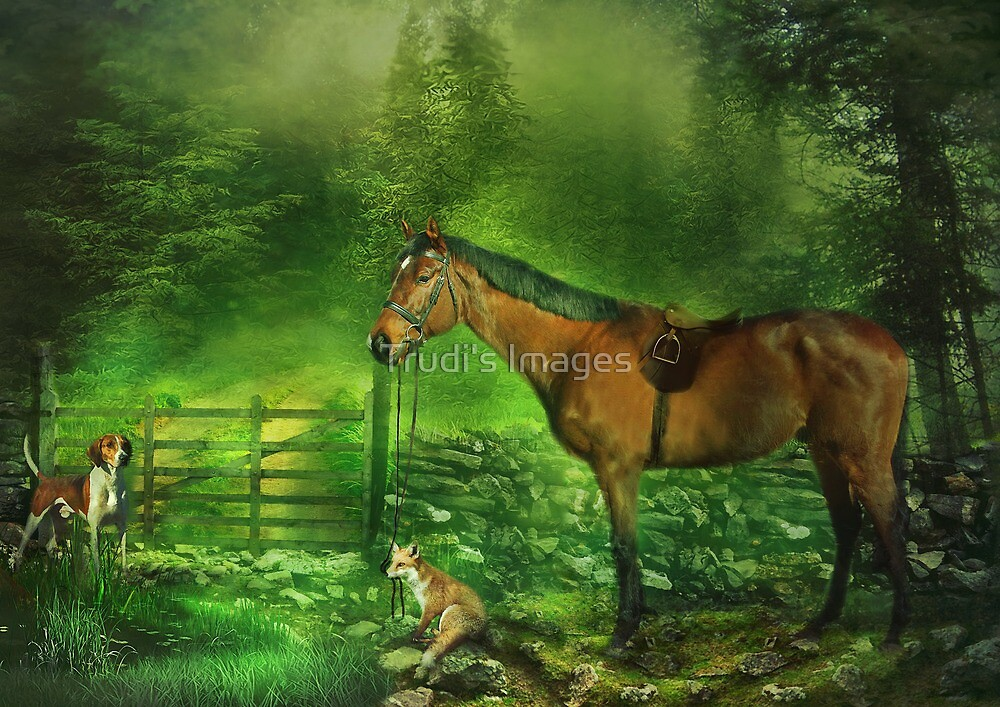Kings Ransom by Trudi's Images