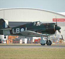 Boomerang Take-off,Williamtown Airshow, 2010 by muz2142