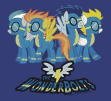The Wonderbolts! (MLP:FiM) by pixel-pie-pro