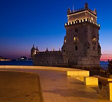Belém Tower by César Torres