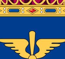 Swedish Air Force - Flygvapnet - Coat of arms Sticker
