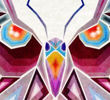 owl or butterfly? Sticker