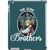 Elric brothers iPad Case/Skin