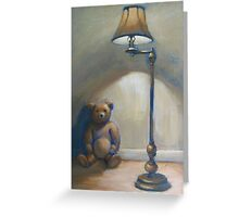 Mood Bear Greeting Card