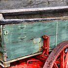 The Rickety Old Cart by Matt Erickson