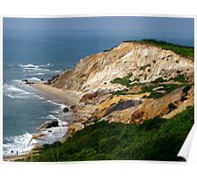 Gay Head Cliffs Poster