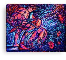 Broken Hearts (Masquerade) Canvas Print