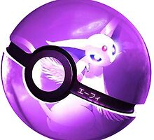Espeon | Pokeball by SALSAMAN