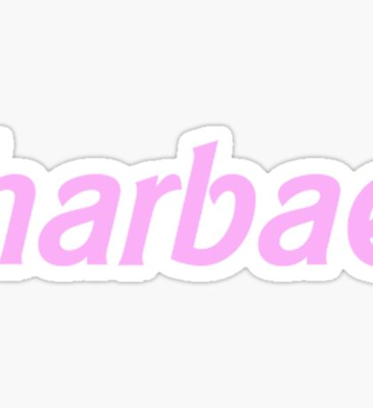 harbae Sticker