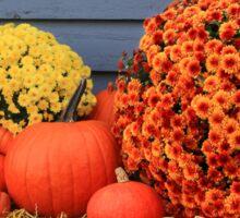 Harvest and Thanksgiving Sticker