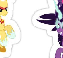 Daydream Shimmer & Midnight Sparkle Sticker