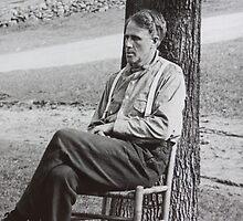 Robert Frost by Misunderstood24