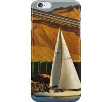 Golden Sail iPhone Case/Skin