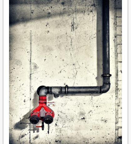 hydrant Sticker