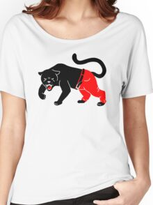 Panther Pants Women's Relaxed Fit T-Shirt