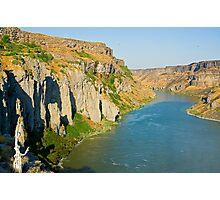 Snake River Canyon Photographic Print
