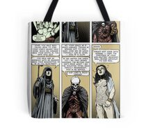Prelude to battle - the White Queen-Bishop's Tale Part 7 Tote Bag