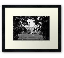 Jaunmoku Pils (ii) | Jaunmoku Palace (ii) Framed Print