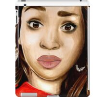 Normani Kordei Colored Pencil Drawing iPad Case/Skin