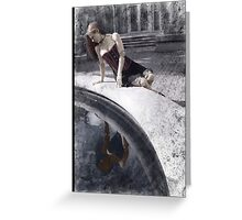 Gothic Photography Series 200 Greeting Card
