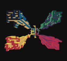 3D geometrics by monkeyrags