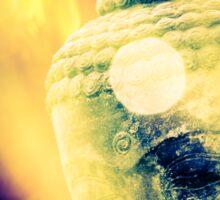 Head of Buddha Sticker