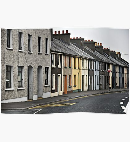 Homes in Galway Poster