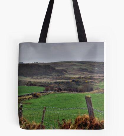 Panorama of Donegal Ireland Tote Bag