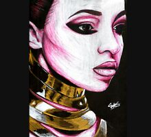 Tinashe Colored Pencil Warrior Drawing Unisex T-Shirt