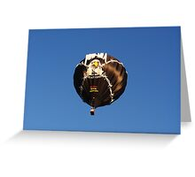 POW-MIA Tribute Greeting Card