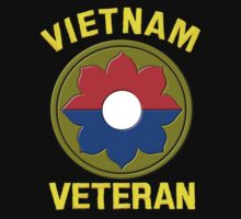 9th Infantry Division (Vietnam Veteran Kids Clothes