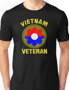 9th Infantry Division (Vietnam Veteran Unisex T-Shirt