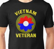 9th Infantry Division (Vietnam Veteran Unisex T-Shirt
