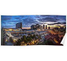 Yarra River Panorama Poster