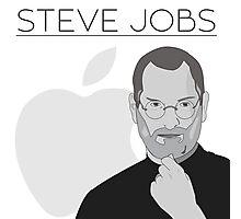 Steve Jobs Photographic Print