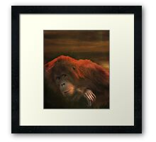 Heal the World Framed Print