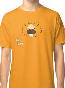 Pokemon 399 Bidoof Classic T-Shirt