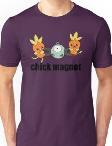 Pokemon Chick Magnet Unisex T-Shirt